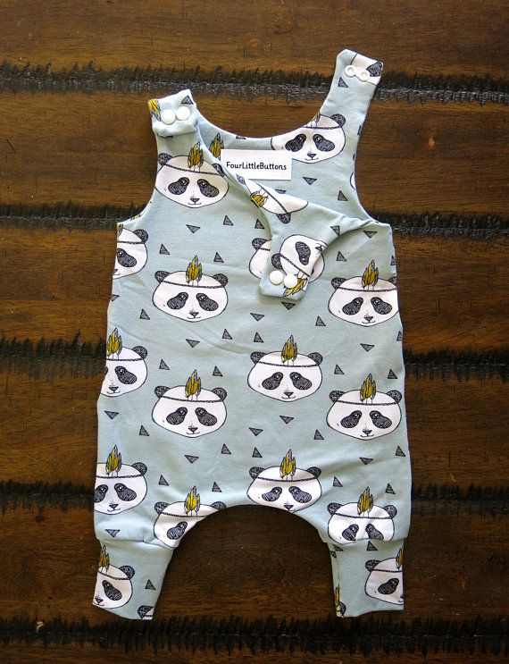 Photo of Baby boy romper / Baby girl romper / Unisex baby clothes / Animal baby clothes / Organic baby clothes  / Winter baby clothes / New baby gift