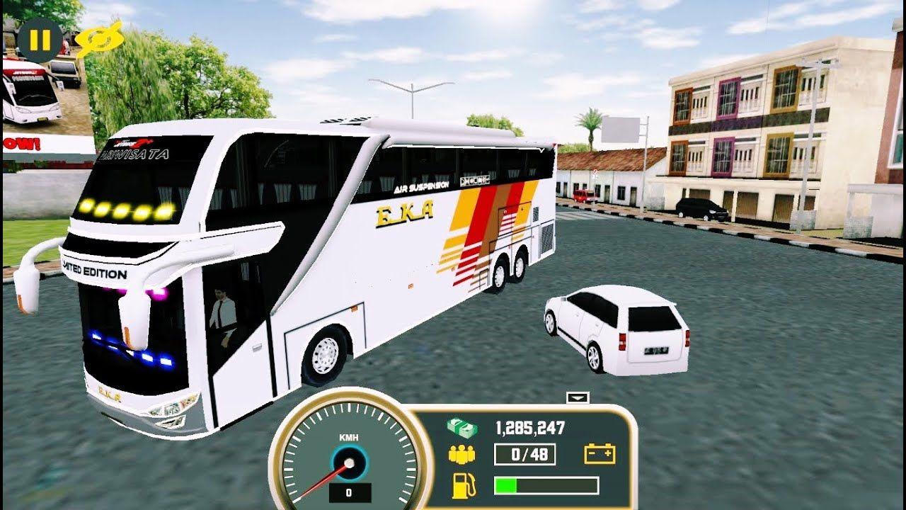 Mobile Bus Simulator Game Mainan Anak Anak Permainan Mobil Mobilan Laki Laki Mobil Bus Android Mobil Mainan Game