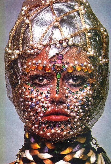 definitely a fashion face!