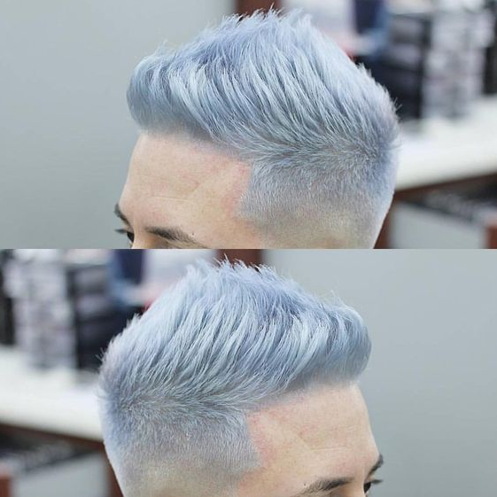 A Guide To Cruelty Free Hair Color Men S Hair Men Hair Color
