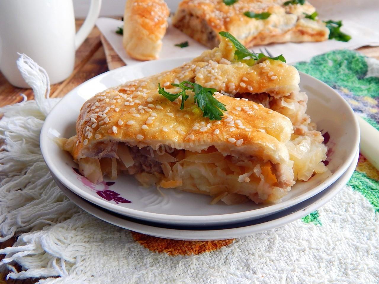 штруделя с мясом картофелем капустой фото рецепт перспективы стройки