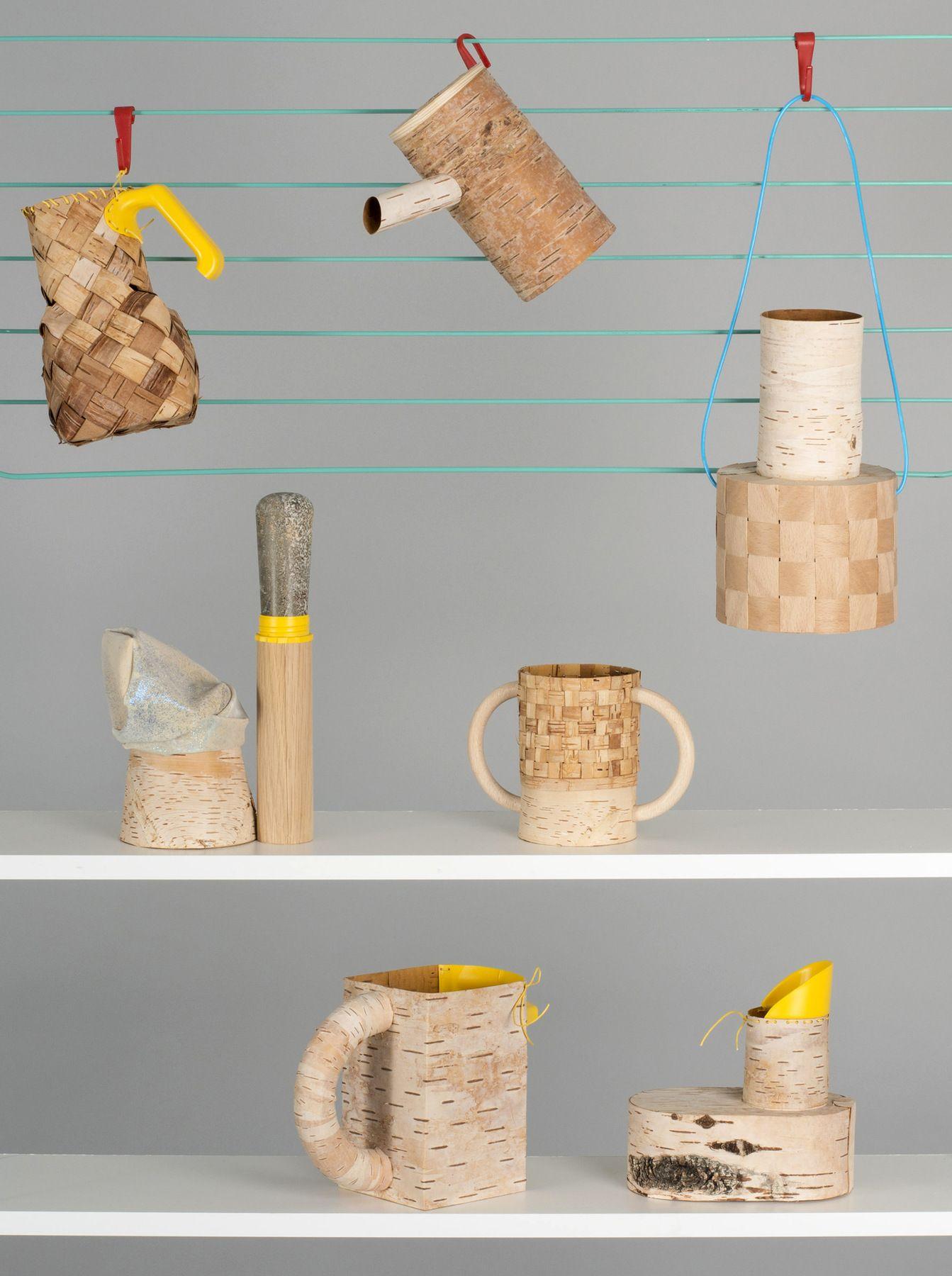 47++ Birch bark crafts pinterest info