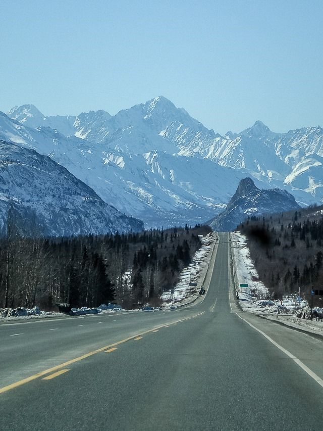 Route 1 Alaska Most Scenic Drives In The Usa
