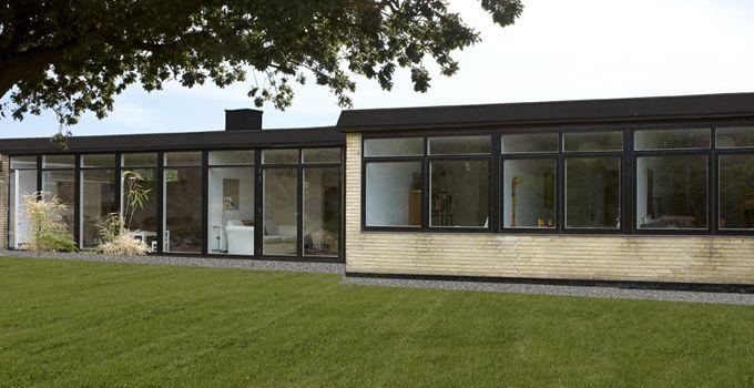renovering af 60er hus - Google-søgning | Have | Pinterest | Google, Architecture and House
