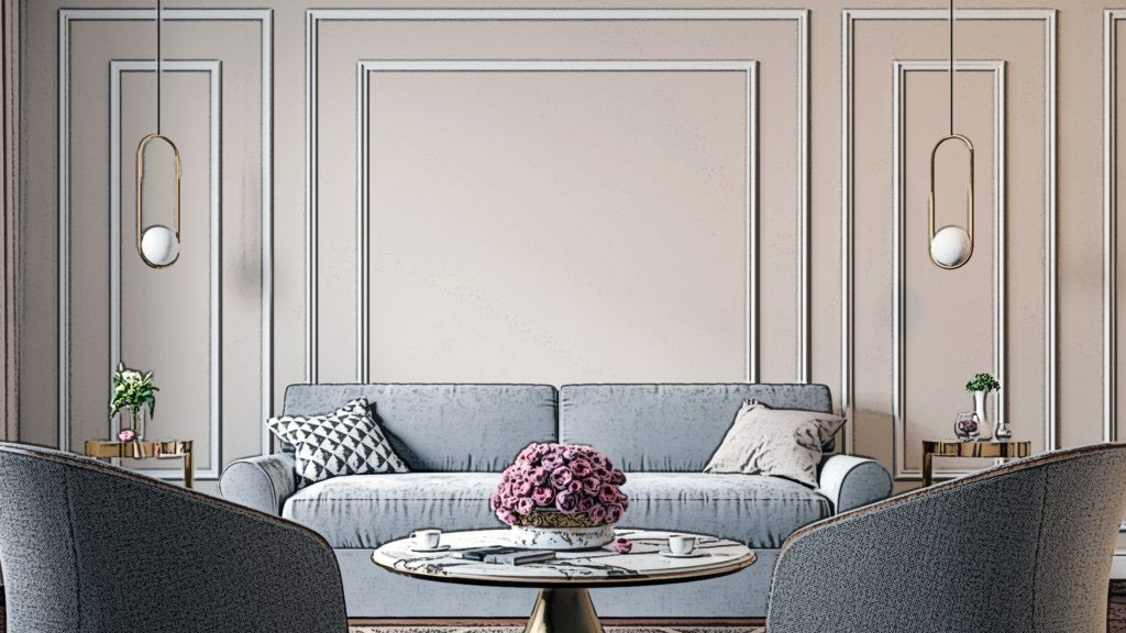 6 Types of Decorative Molding to Glam Up Walls and ...