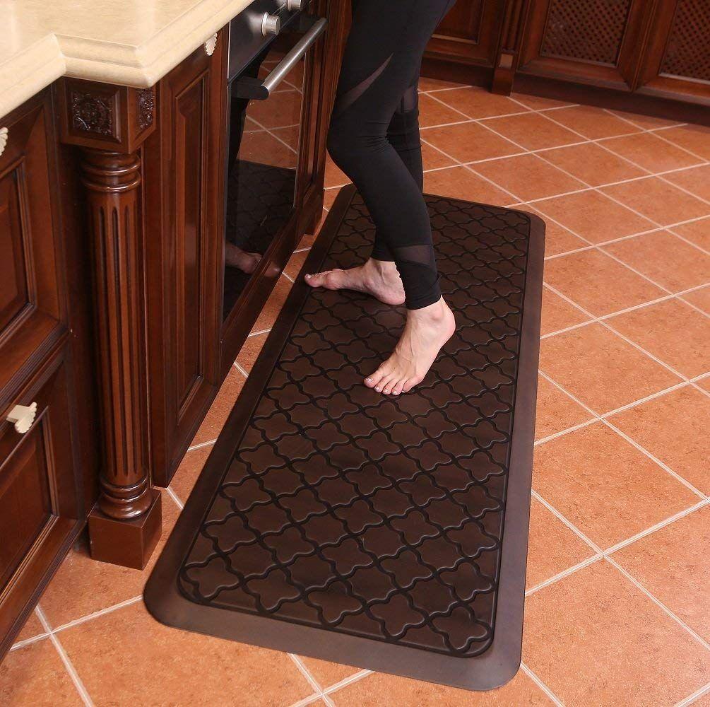2 Butterfly Long Kitchen Anti Fatigue Mat Comfort Floor Mats Anti Fatigue Kitchen Mats Long Kitchen Anti Fatigue Mat