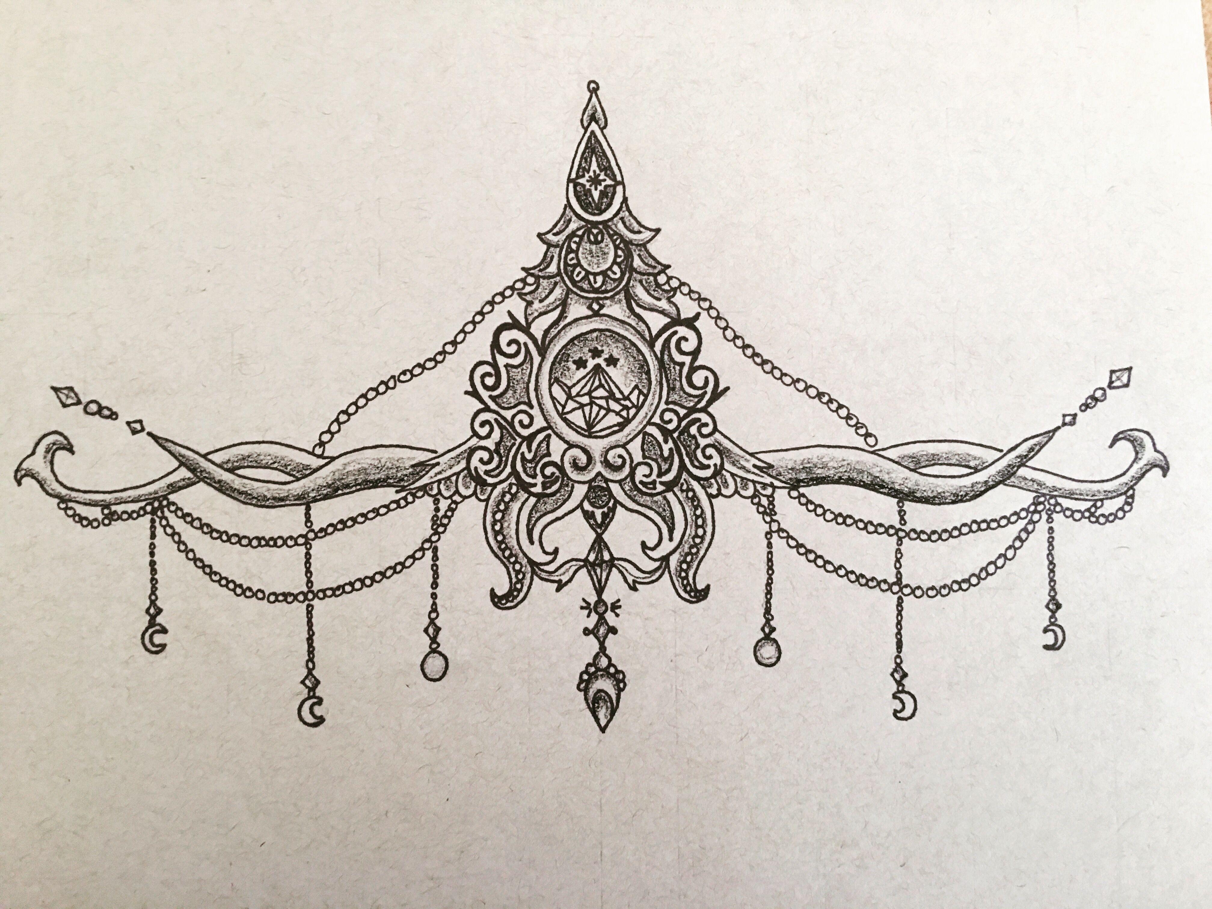 ACOTAR night court tattoo design mscrystalbeard Book