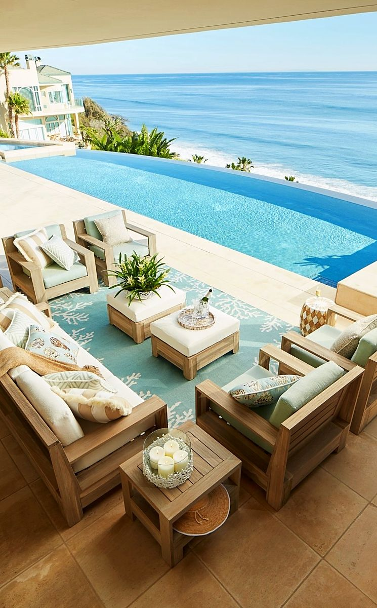 St Kitts Seating The Outdoor Living Room Pinterest