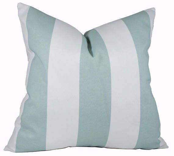 Outdoor Pillow Inserts Pinamdesign On Tele Verde  Pinterest  Blue Pillow Covers
