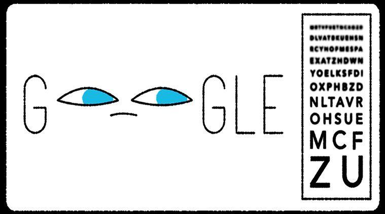 Google celebrates french ophthalmologist ferdinand monoyer
