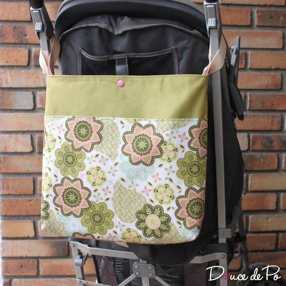 sac poussette lady green poussette et autres pinterest poussette sac et couture enfant. Black Bedroom Furniture Sets. Home Design Ideas