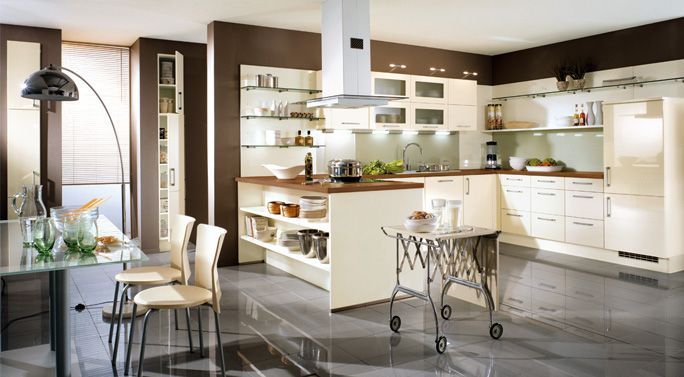 Justvud Kitchens & Interiors Are One Of The Prominent Beauteous Modular Kitchen U Shaped Design Review