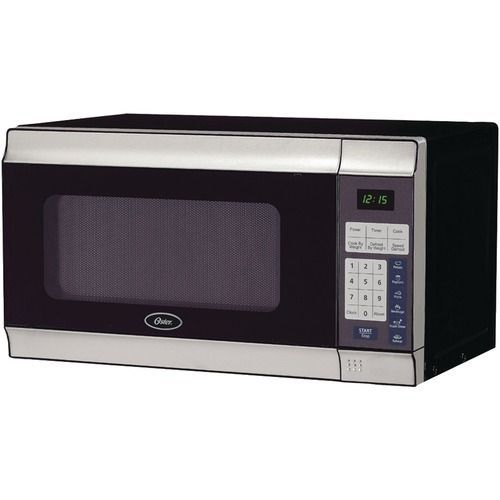 Oster 7 Cubic Ft Stainless Steel Microwave