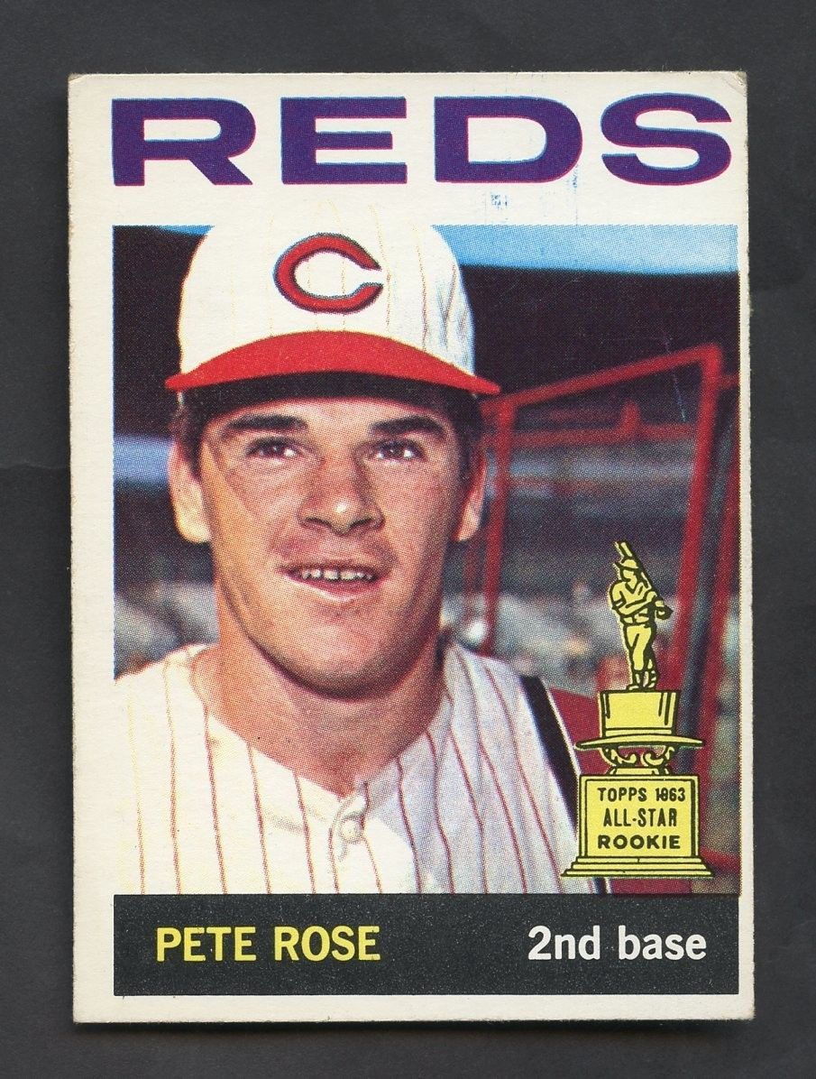 1964 Topps (With images) Baseball cards, Baseball card
