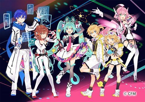 """ETERNO RÉCIT's """"Hatsune Miku Exhibition"""" 〜Meet Miku! Interactive Exhibition〜 Yurakucho Marui Event Details Revealed! - VNN"""