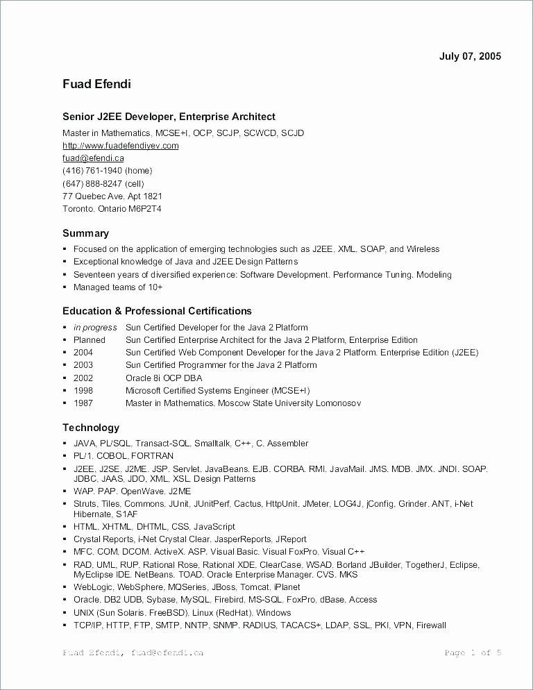 Luxury Certified Developer Resume Dew Drops Architect Resume Sample Architect Resume Sample Resume