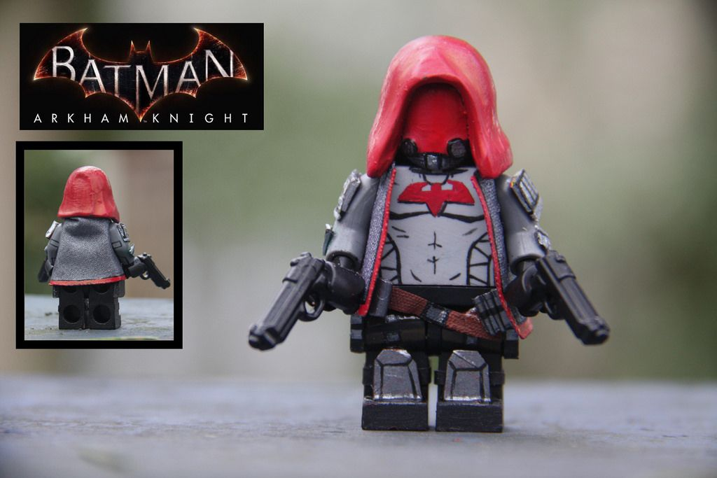 lego arkham knight red hood - Google Search | Lyle's Board ...