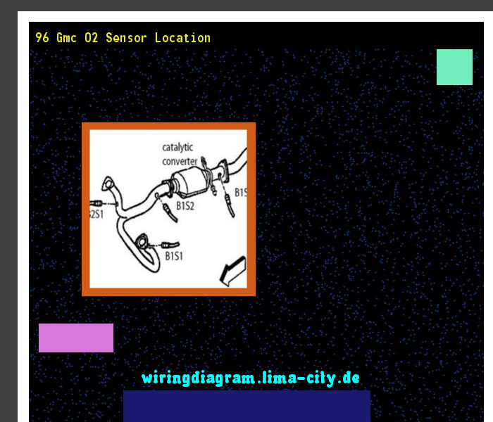 96 gmc o2 sensor location wiring diagram 185641 amazing wiring rh pinterest com 3 Wire O2 Sensor Wiring 03 Caravan O2 Sensor Wiring