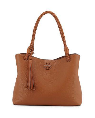 cb83e864e2b4 Tory Burch Taylor Triple-Compartment Tote Bag