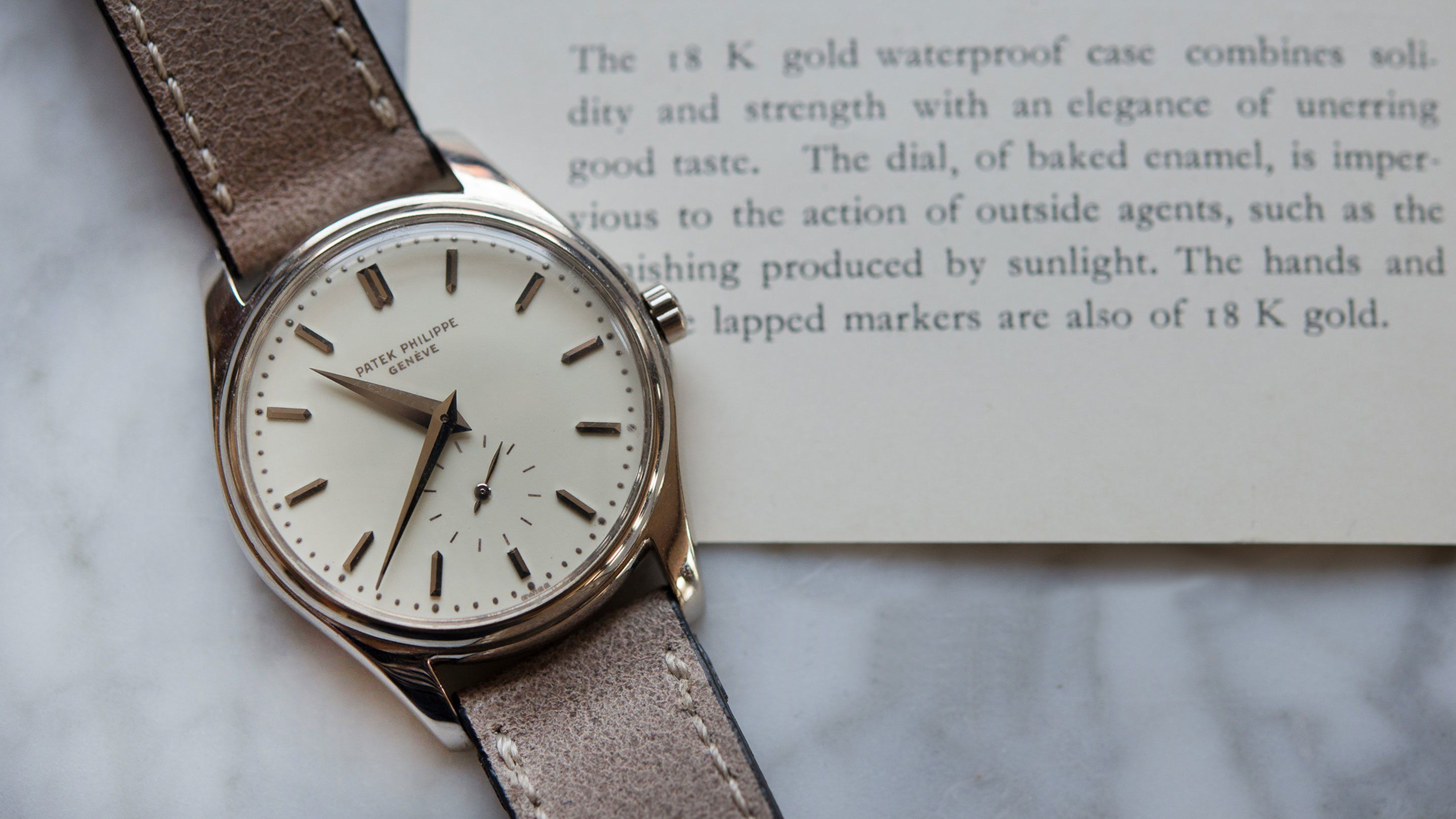 """""""In-Depth: The Famed Enamel Dials Of The Patek Philippe Ref. 2526, And A Visit To The Factory Where They're Trying Tirelessly To Replicate Them"""" via @watchville"""