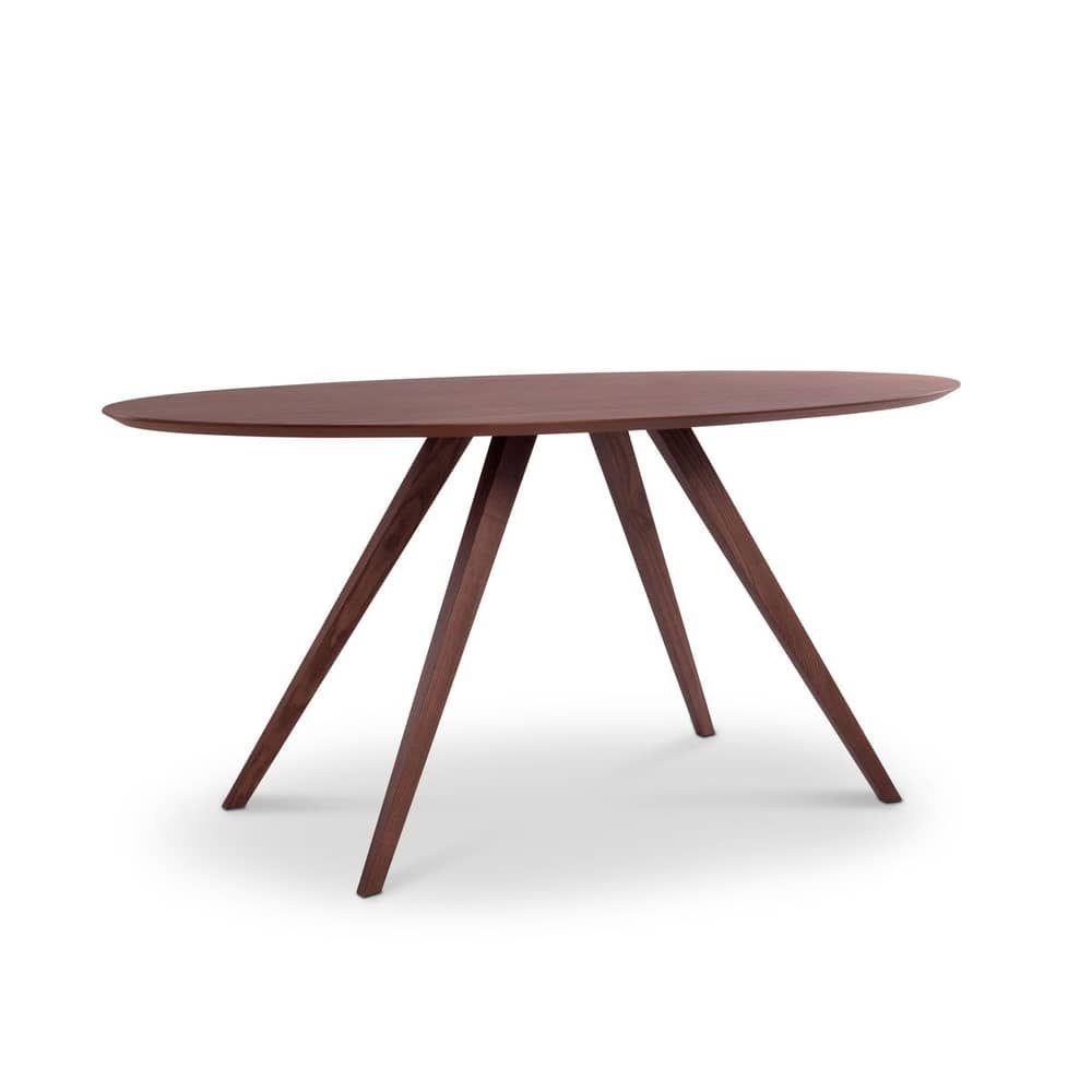 Loretta Table Ovale Table Ovale Table Basse Mobilier De Salon