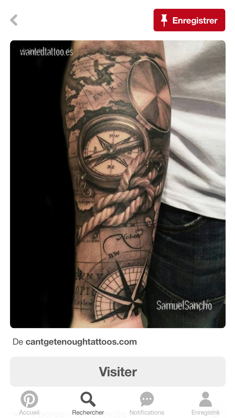 Pin By Justin On Nautical Tattoo Sleeves