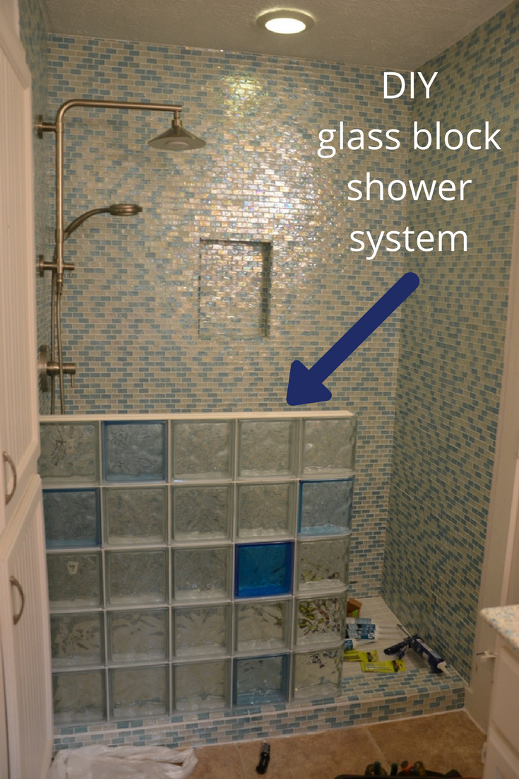 5 Reasons You Don T Want To Build A Glass Block Shower Without A