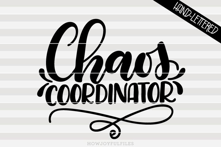 Download Chaos coordinator   SVG PNG PDF and DXF files   Chaos ...