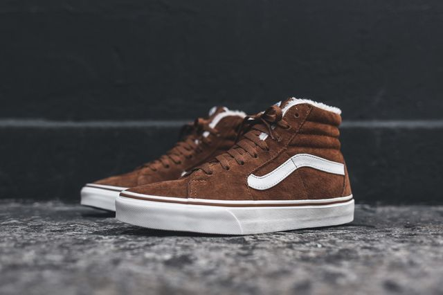 79da4a14ae vans-sk8-hi-fleece-mocha-brown-5