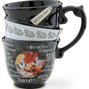 Alice in Wonderland mug - Google Search