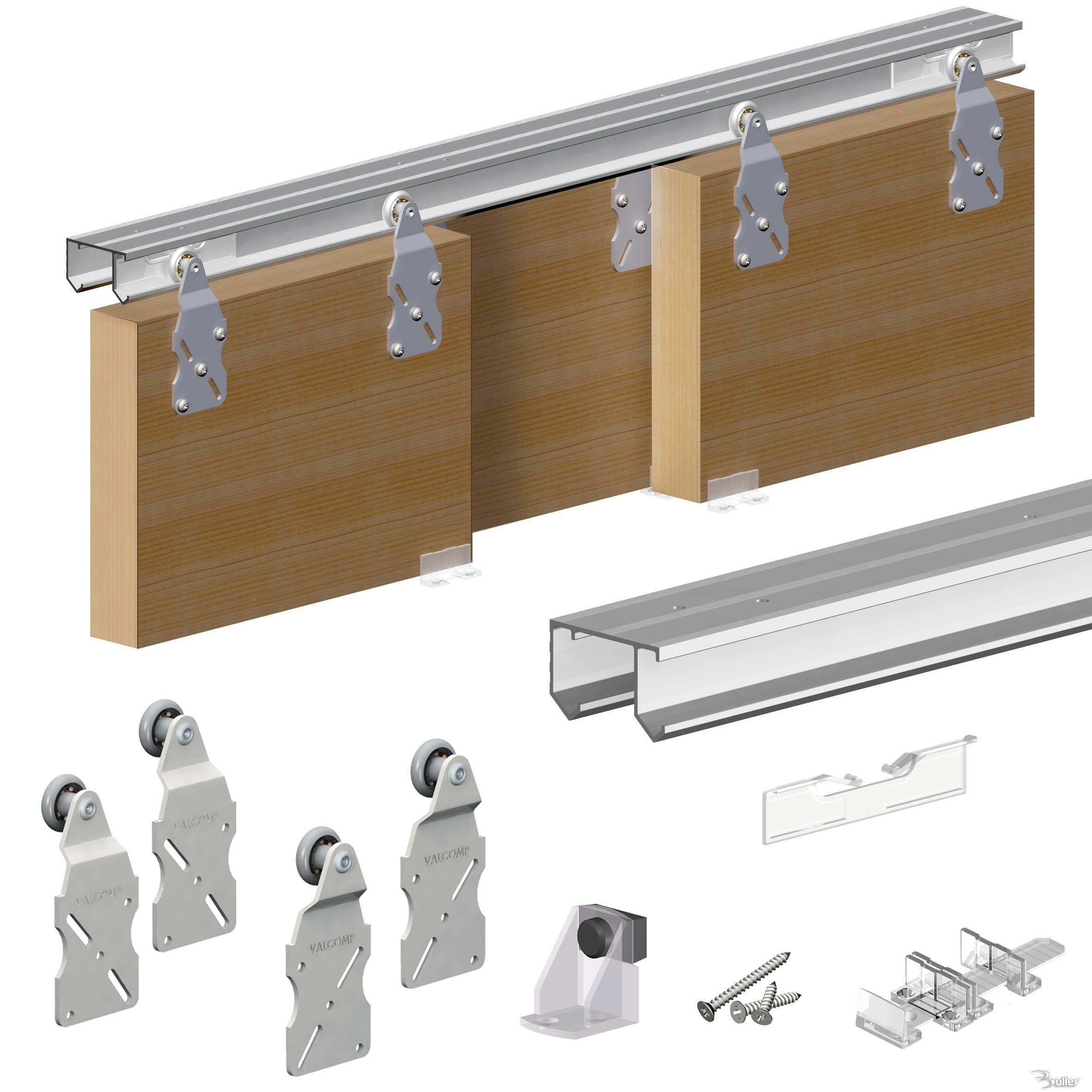 Pocket Door Slider Kit | http://retrocomputinggeek.com | Pinterest ...