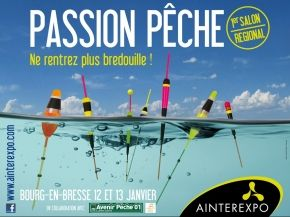 Salon passion p che bourg en bresse rh ne alpes 2013 salons foires portes ouvertes - Home salon bourg en bresse ...