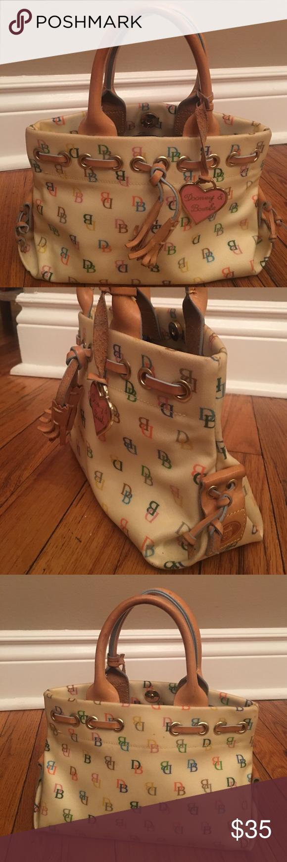 Dooney & Bourke Bag Slightly used. Dooney & Bourke Bags Mini Bags