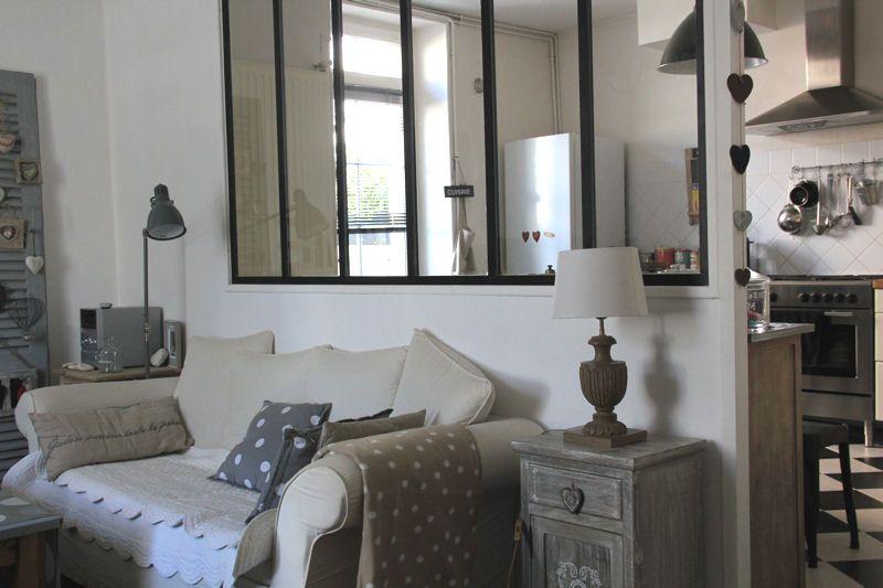 fen tre verri re atelier loft verriere home decor. Black Bedroom Furniture Sets. Home Design Ideas
