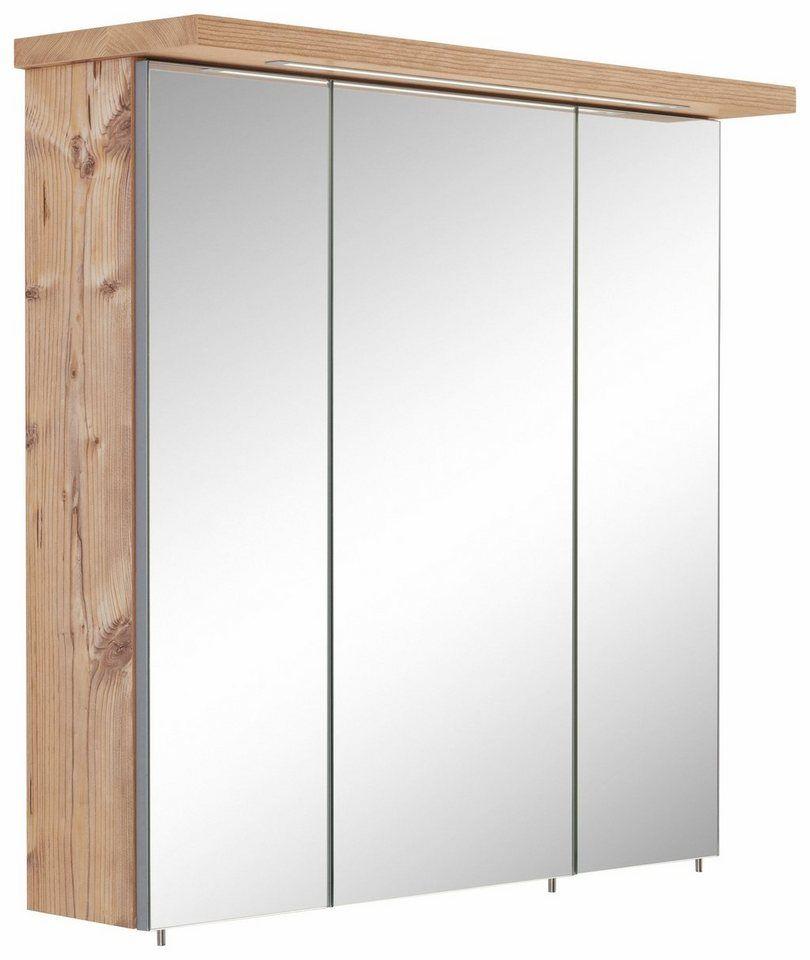 Schildmeyer Spiegelschrank »Profil 25« mit LED-Beleuchtung Pinterest