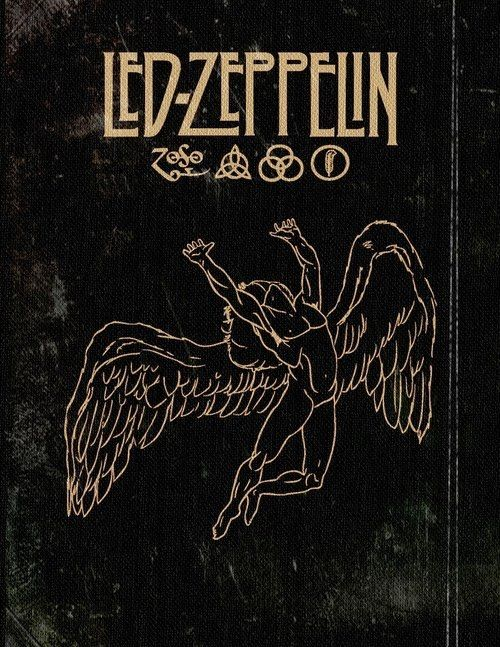 Led Tattoos Zeppelin Lyric