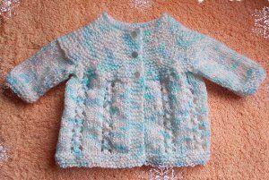 7e137c6b3 Bella Baby Jacket