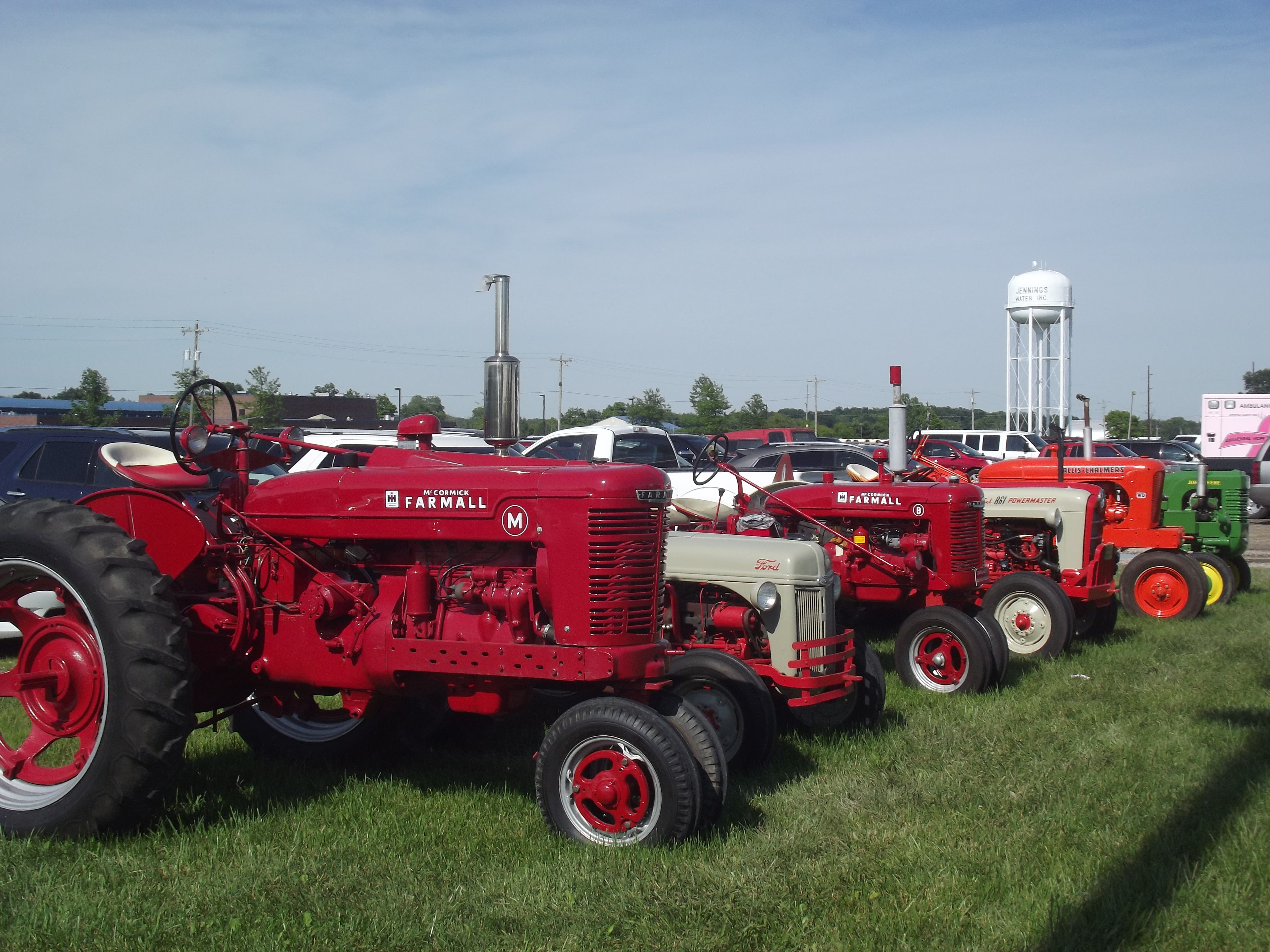 FARM Club Antique Machinery Show Ripley County Fairgrounds