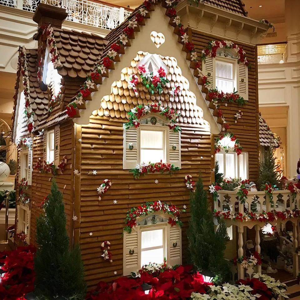 Awesome Orlando Fl Houses For Rent Apartments: The Amazing Gingerbread House At Disney's Grand Floridian