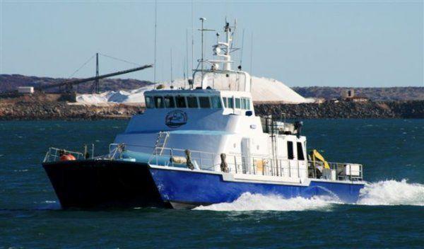 SN 814 - a Nqea Catamaran Utility Vessel - Used & New
