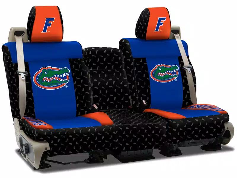Coverking Collegiate Custom Seat Covers RealTruck