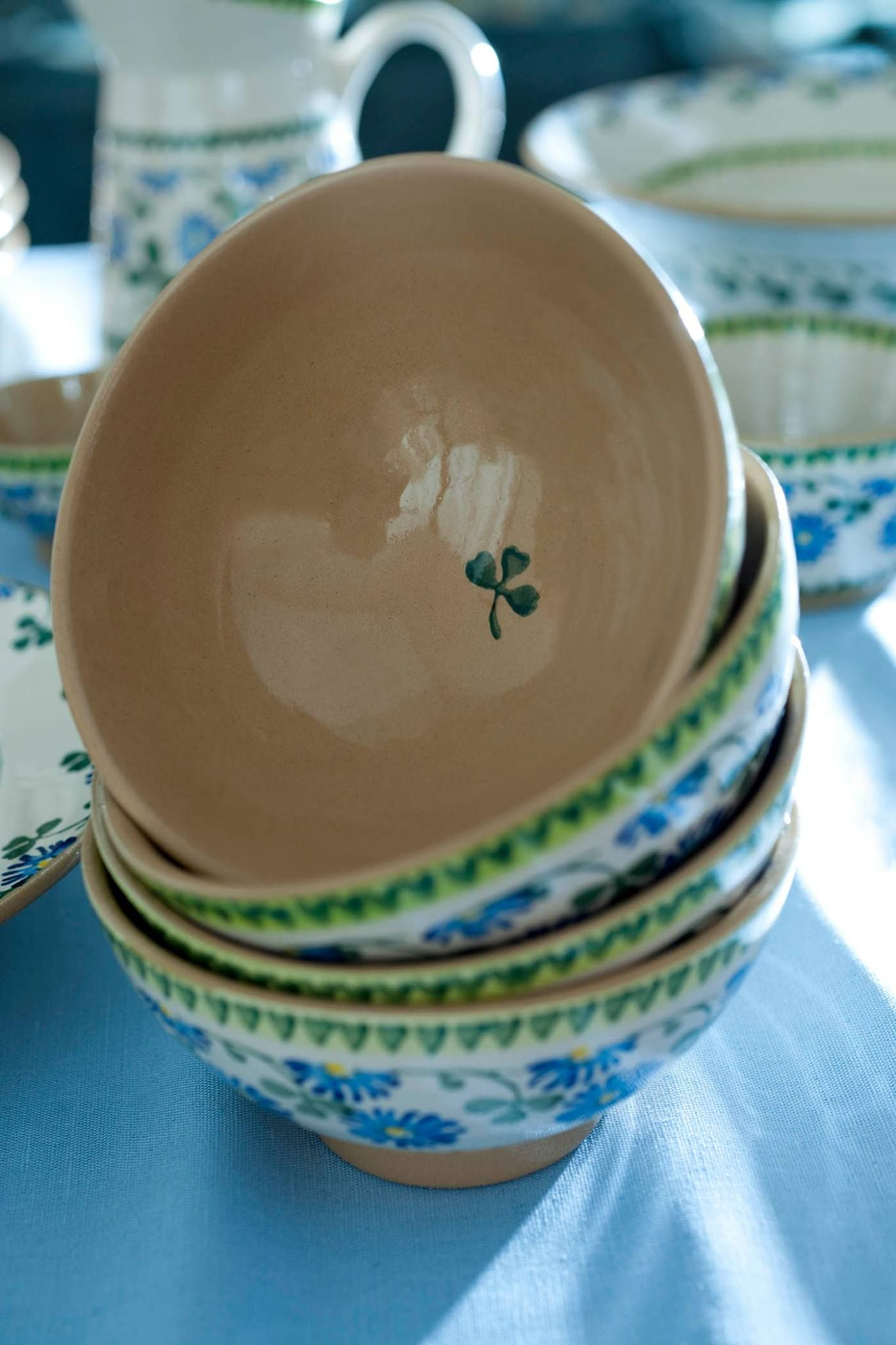 Nicholas Mosse Pottery & Nicholas Mosse Pottery | Glass and Pottery From Ireland | Pinterest ...