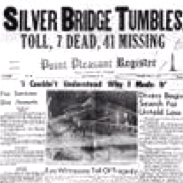 Pin By Tammy Harmon Brooker On Silver Bridge Collapse Dec 1967