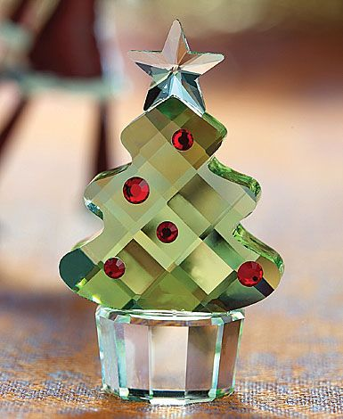 Swarovski Moments Felix the Christmas Tree - Medium - Swarovski Moments Felix The Christmas Tree - Medium SANTA'S COMING