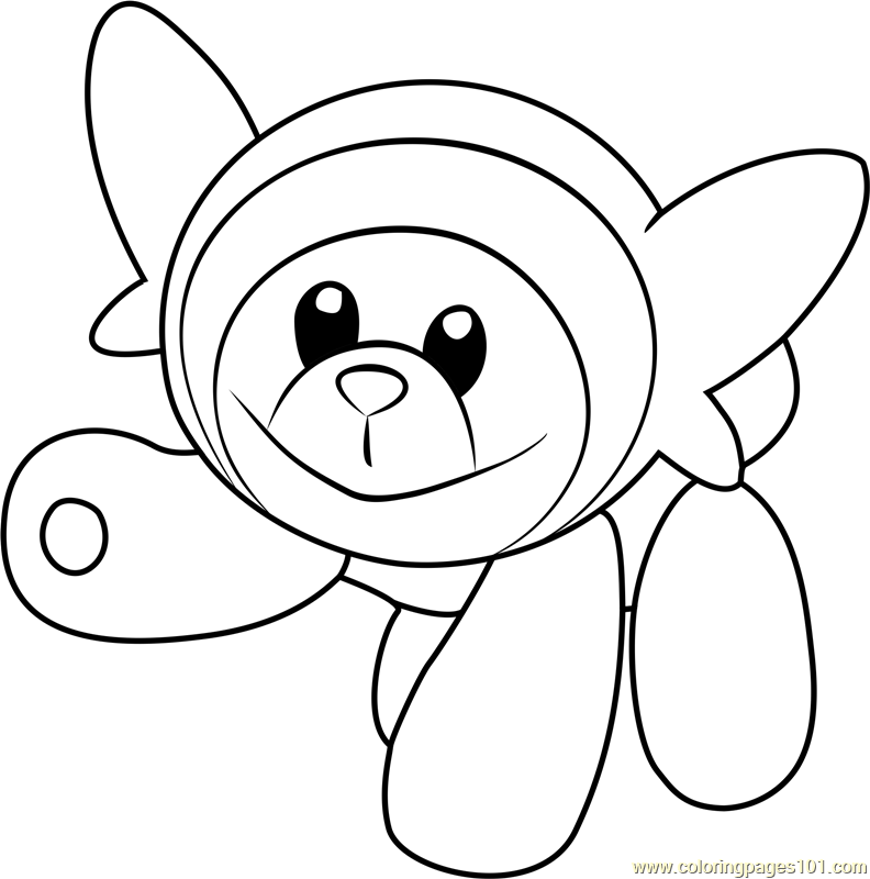 Pokemon Ultra Sun Coloring Pages 1 450 Coloring Mewarnai Site