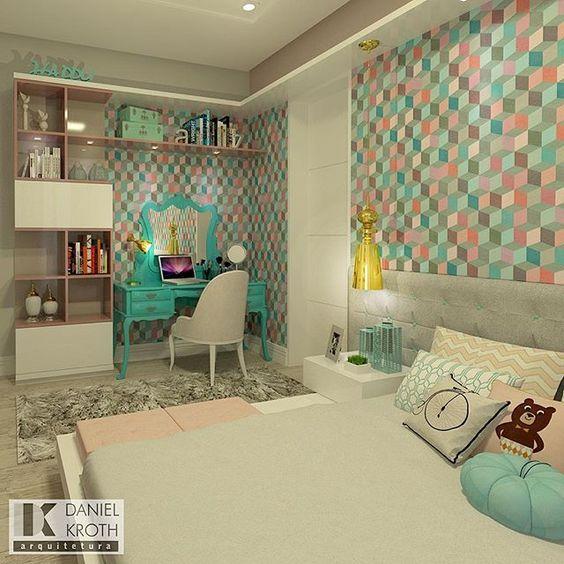Dormitorios para j venes y adolescentes lindas - Habitaciones para jovenes ...