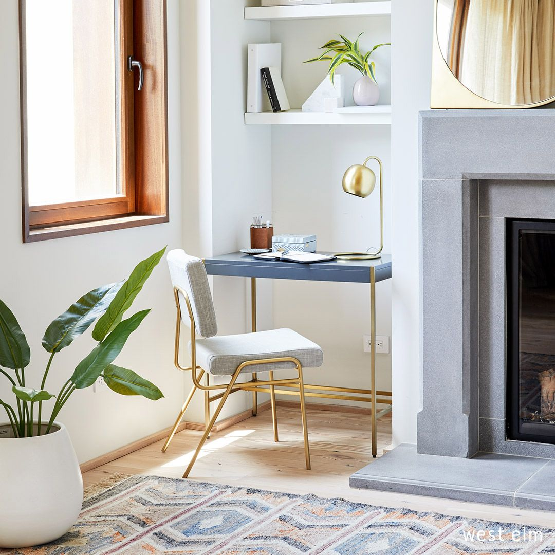 Spall Space Hacks: Creating A Home Office Nook In Your