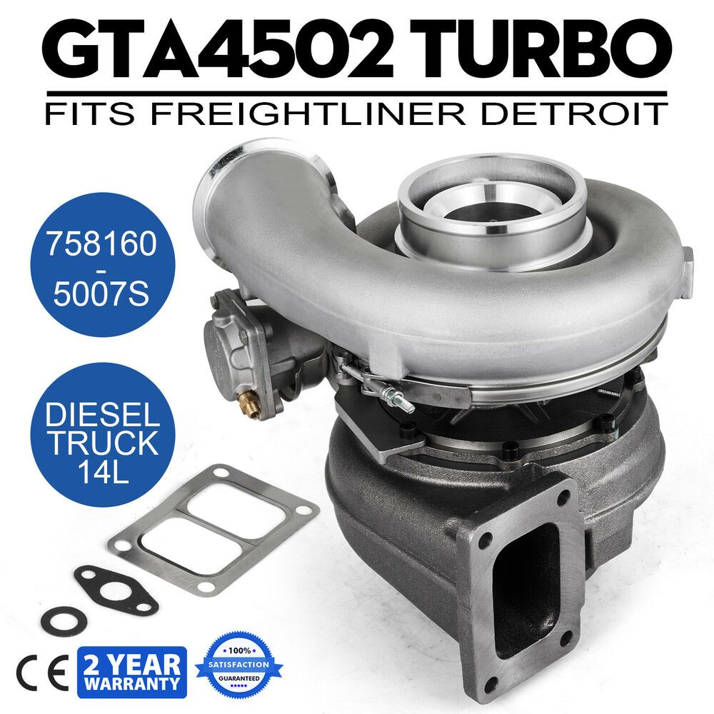 ebay sponsored st detroit diesel 60 series 14 0l 14l for freightliner gta4502 turbo actuator lo [ 1000 x 1000 Pixel ]