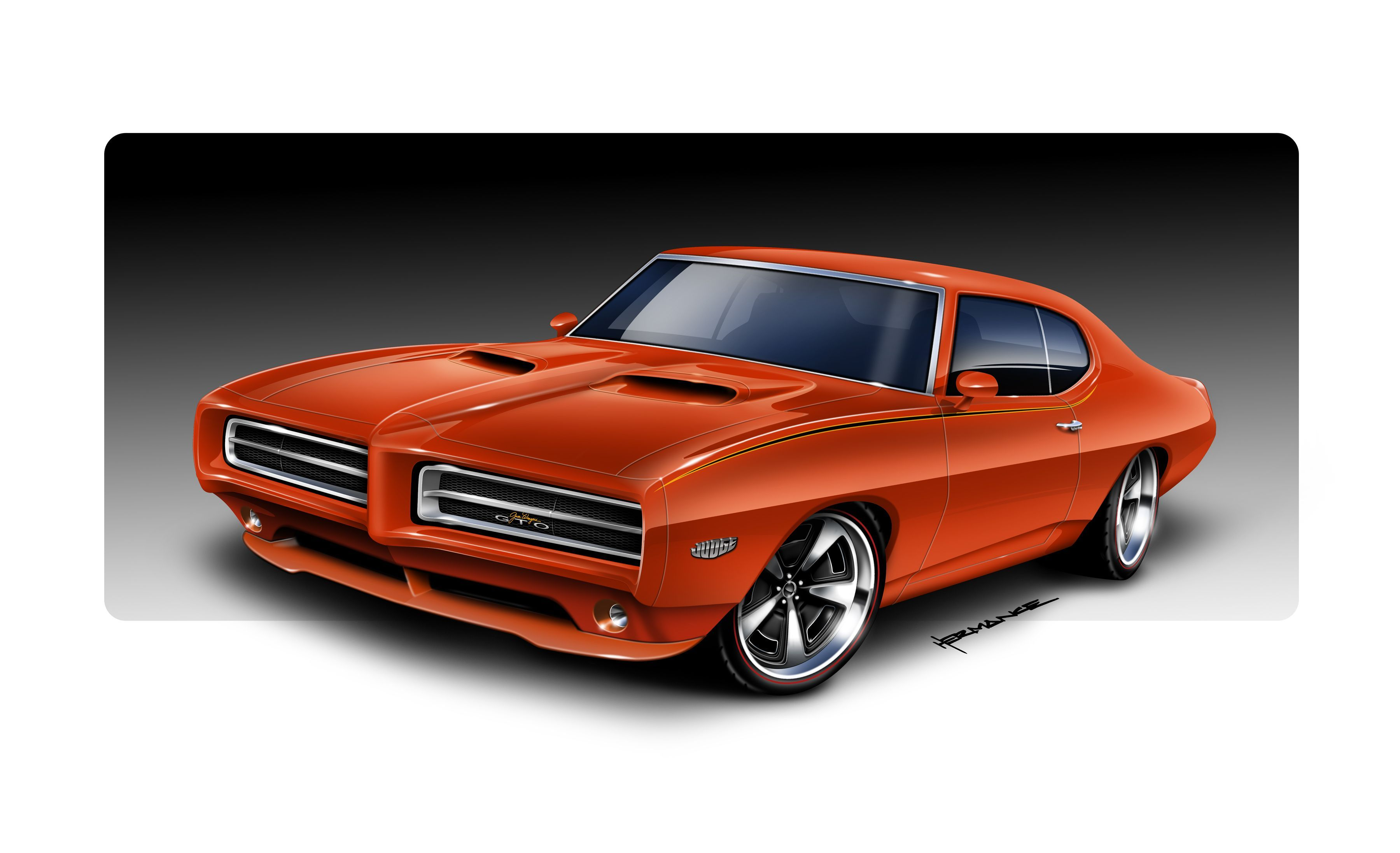 The Pontiac Gto Is A Muscle Car Legend Cruise Pinterest