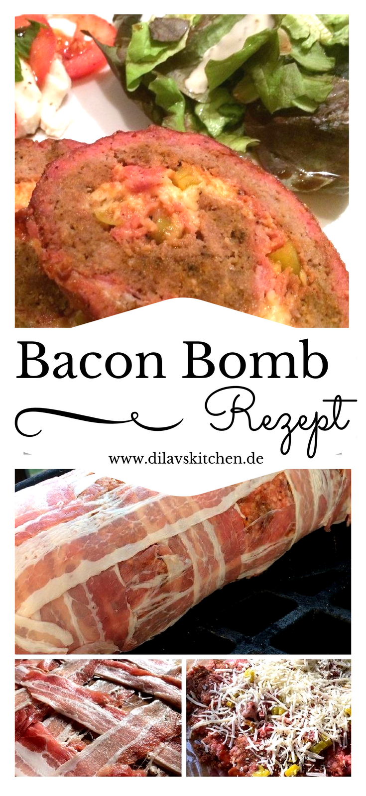 Jalapeno Cheese Bacon Bomb Rezept Pinterest Würstchen